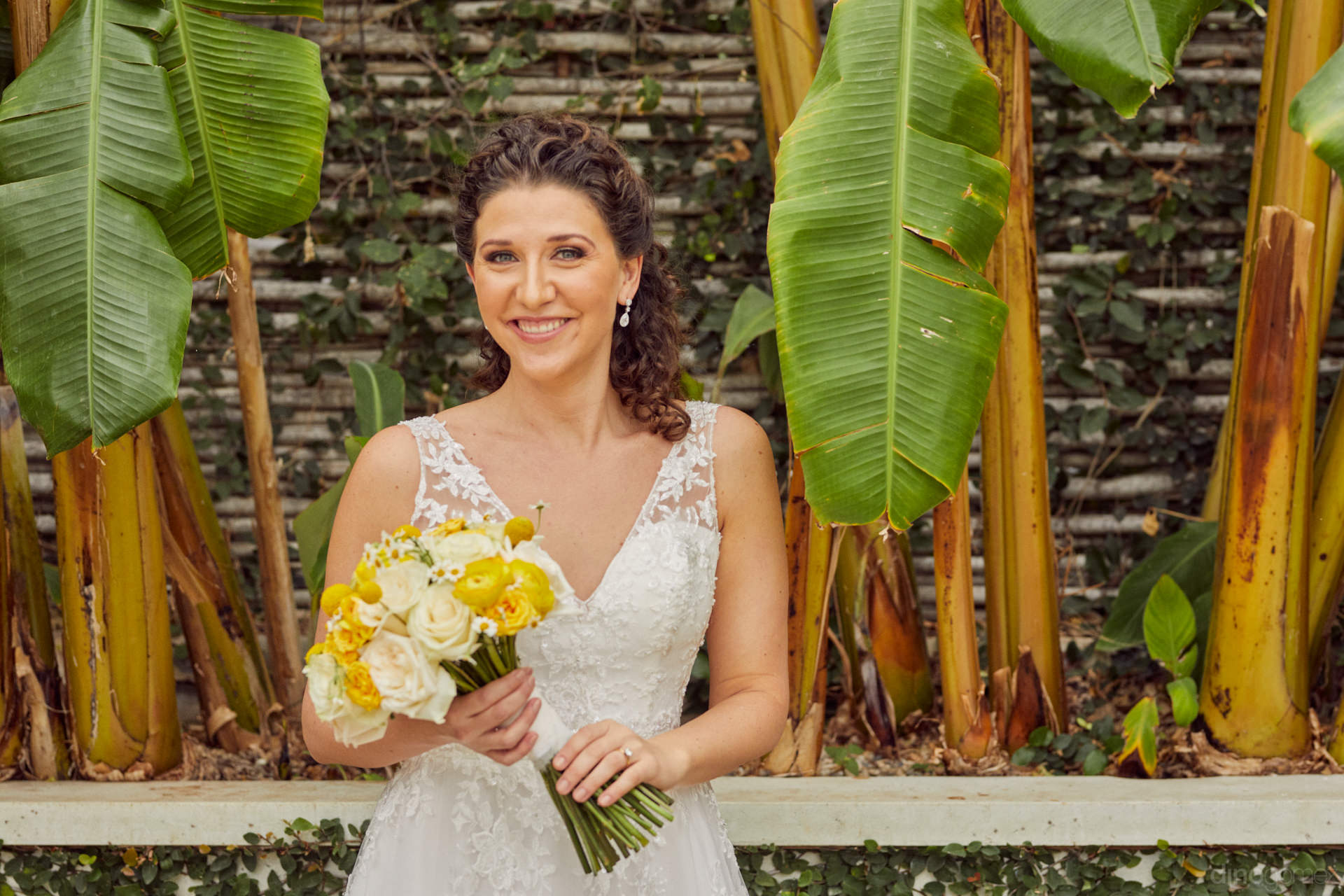 Boho Wedding Photographers In Los Cabos Mexico - Hilary & Bryan Flora Wedding