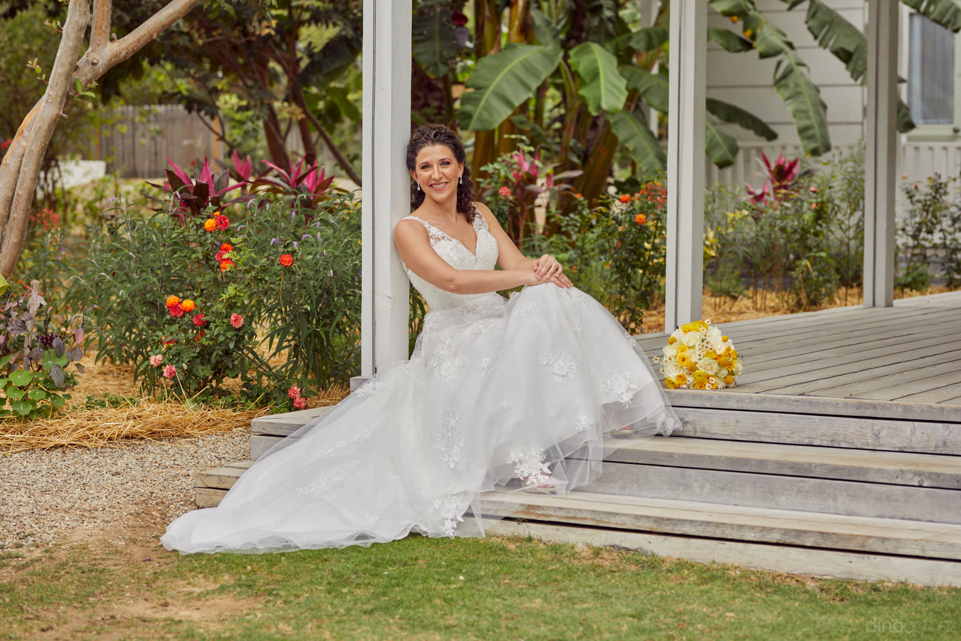 Best Wedding Photographers In Los Cabos - Hilary & Bryan Flora Wedding