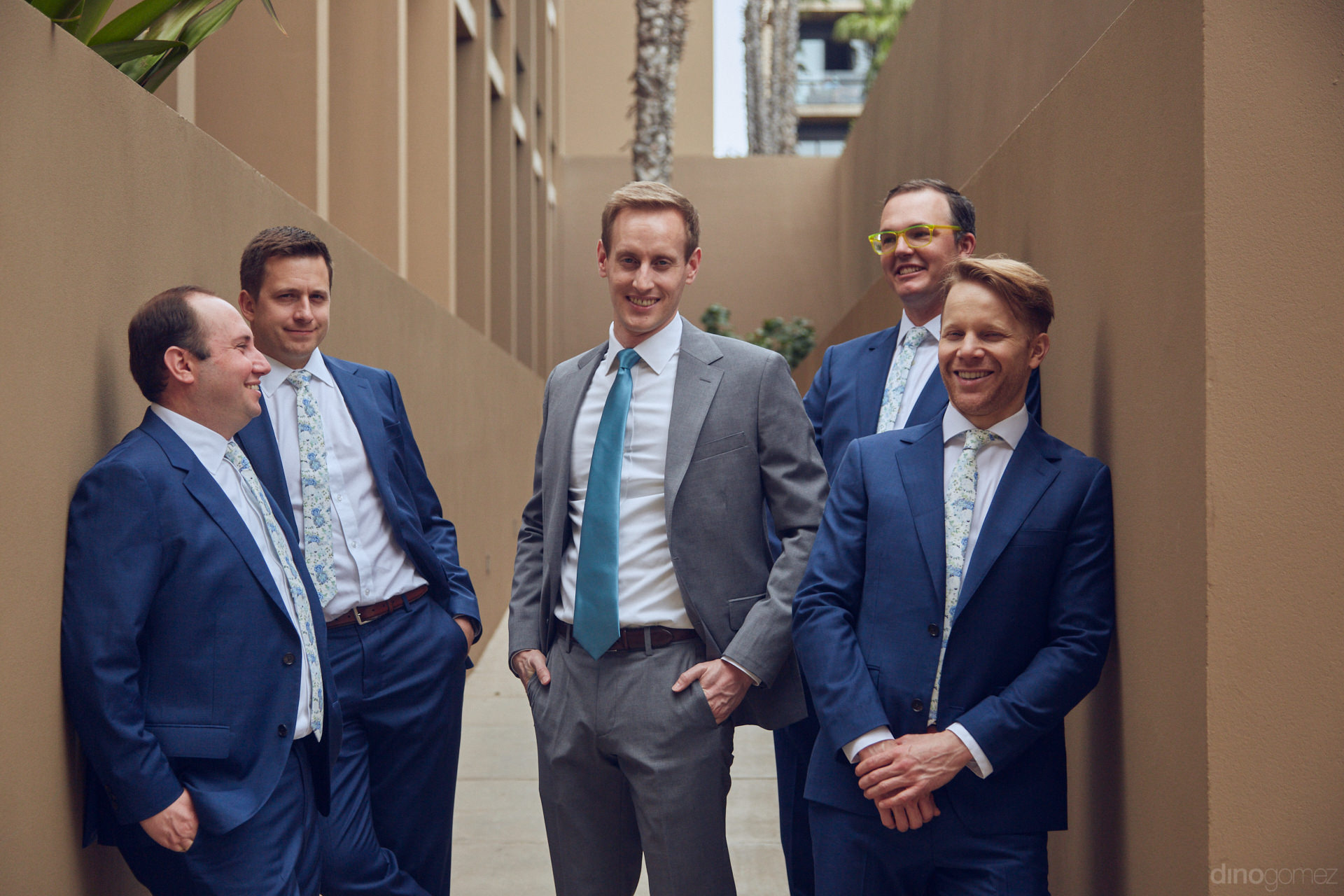 Cabo Wedding Fashion For Gentlemen - Hilary & Bryan Flora Wedding