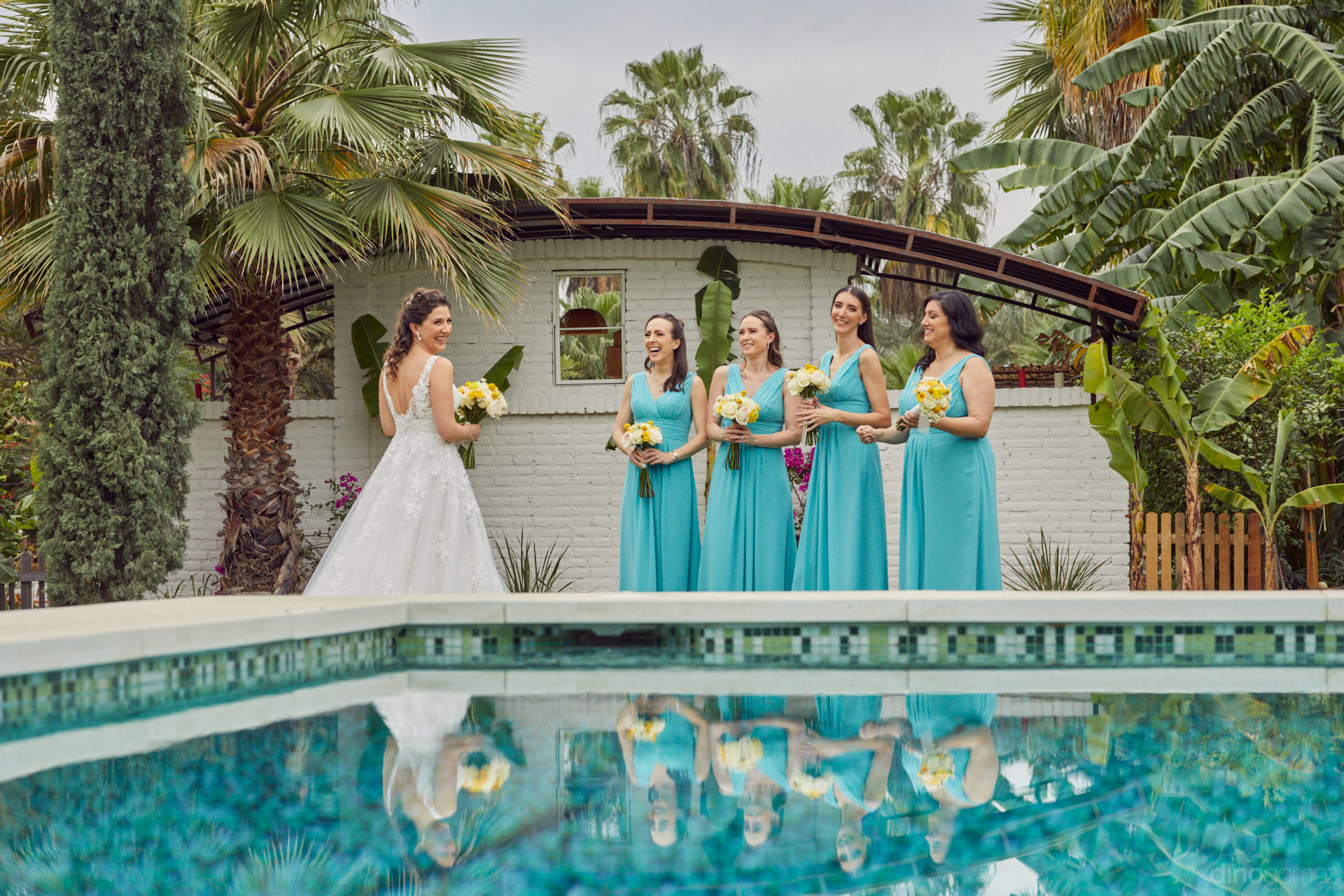 Top Wedding Photographers In Cabo - Hilary & Bryan Flora Wedding