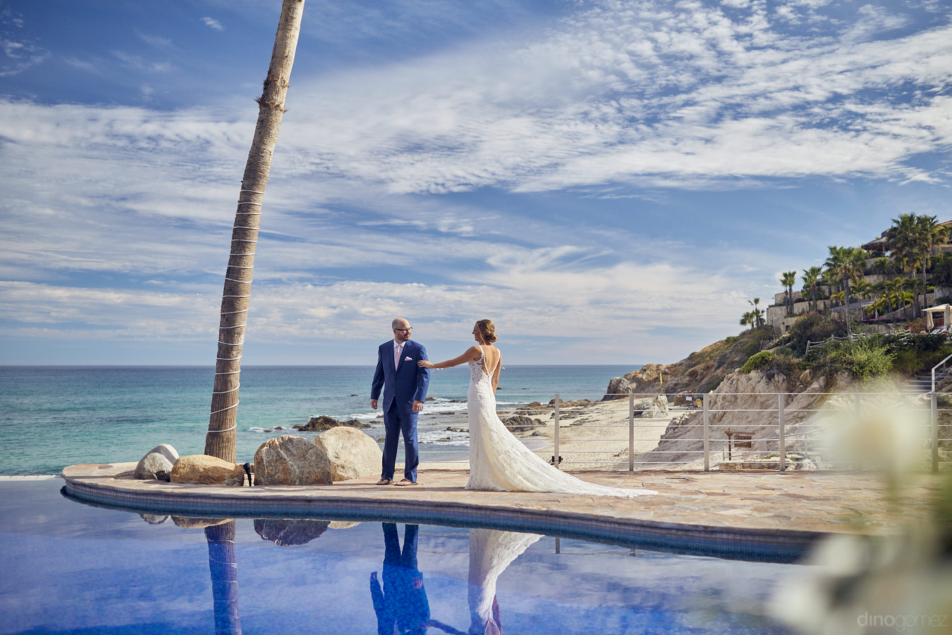 Cabo Beach Weddings Surprised This Bride And Groom - Mm