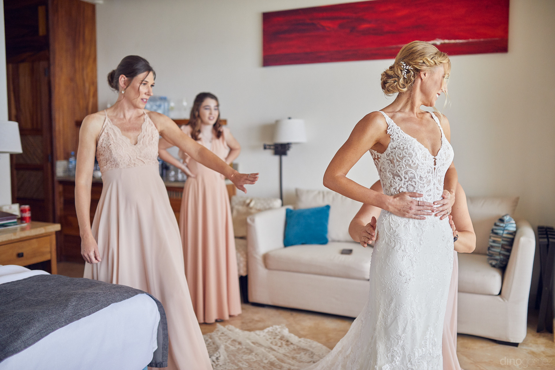 Cabo Photographer Specialized In Destination Weddings - Mm