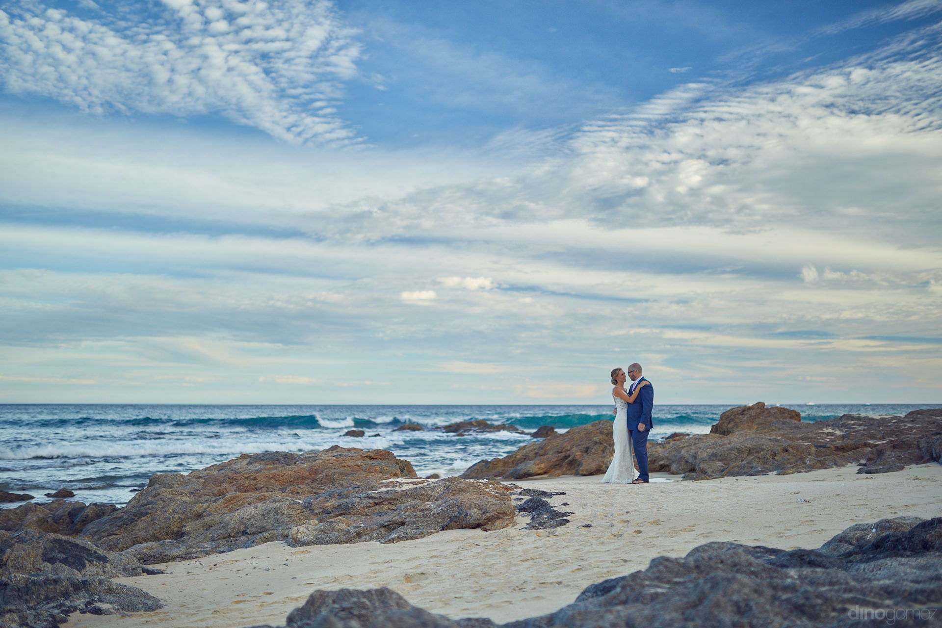 Cabo San Lucas Photographers Were Booked For This International Wedding