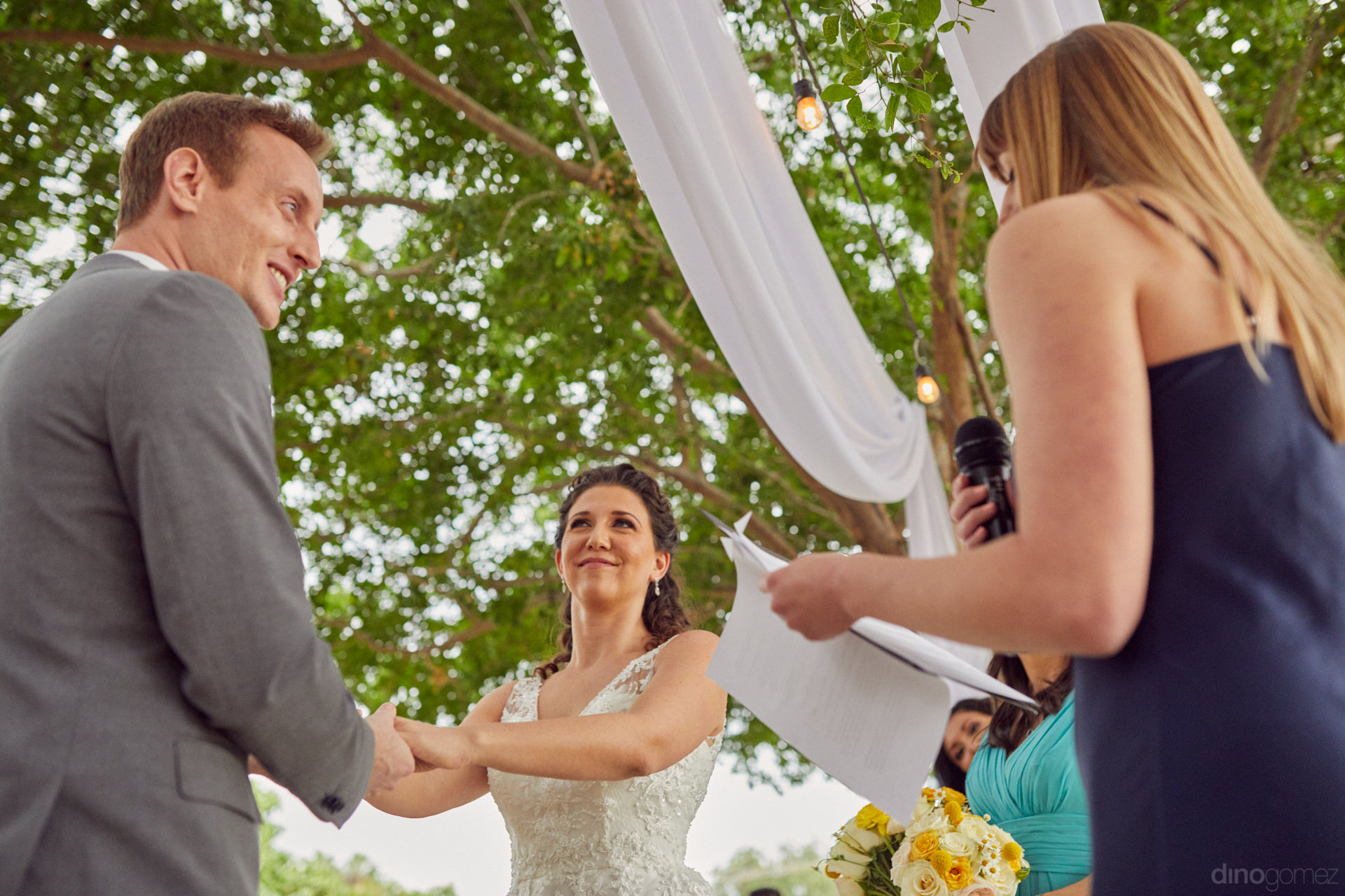 Cabo Wedding Services For Destination Weddings - Hilary & Bryan Flora Wedding