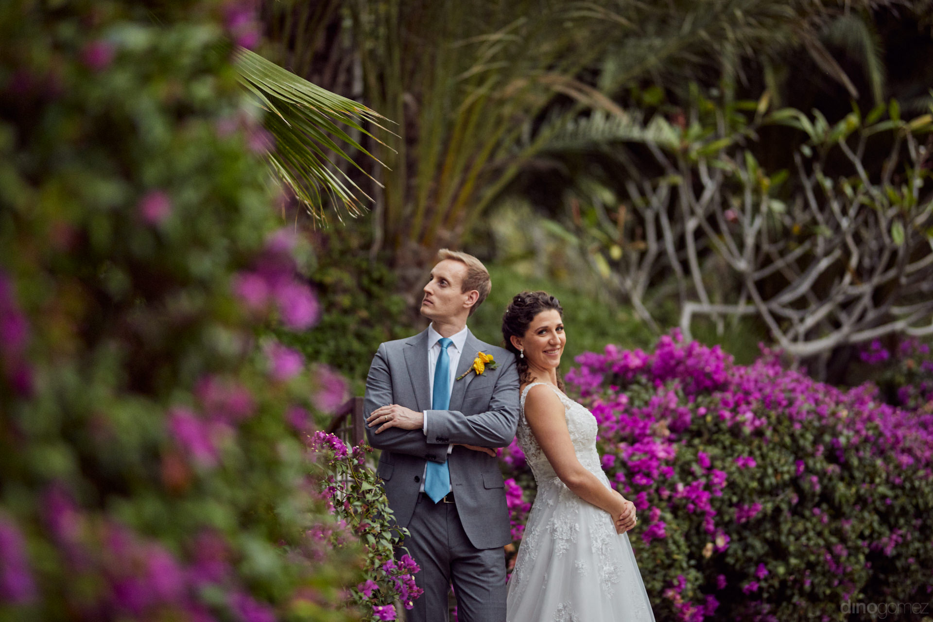 Celebrity Wedding Photographer Dino Gomez - Hilary & Bryan Flora Wedding