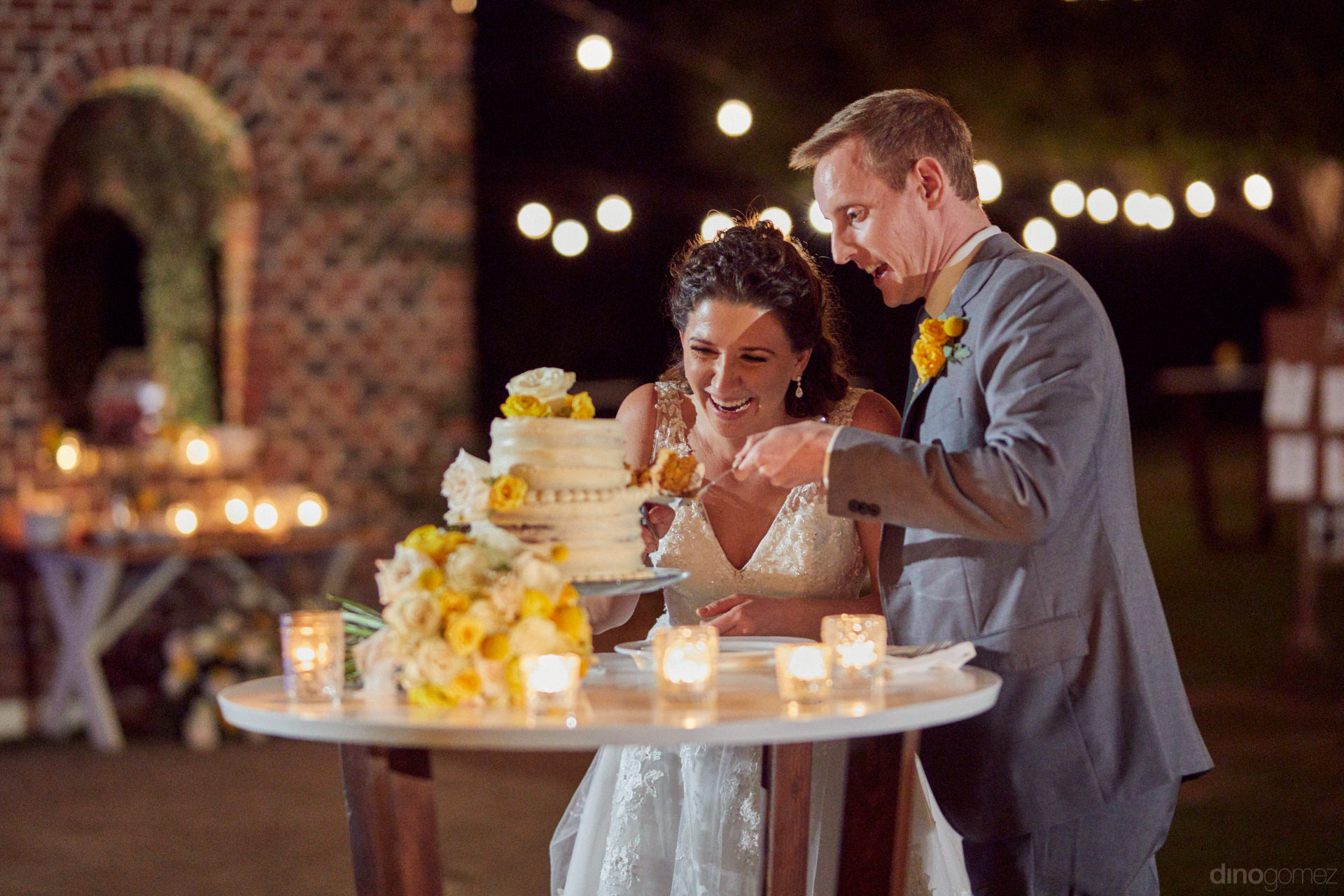 Destination Wedding Photographer Mexico - Hilary & Bryan Flora Wedding