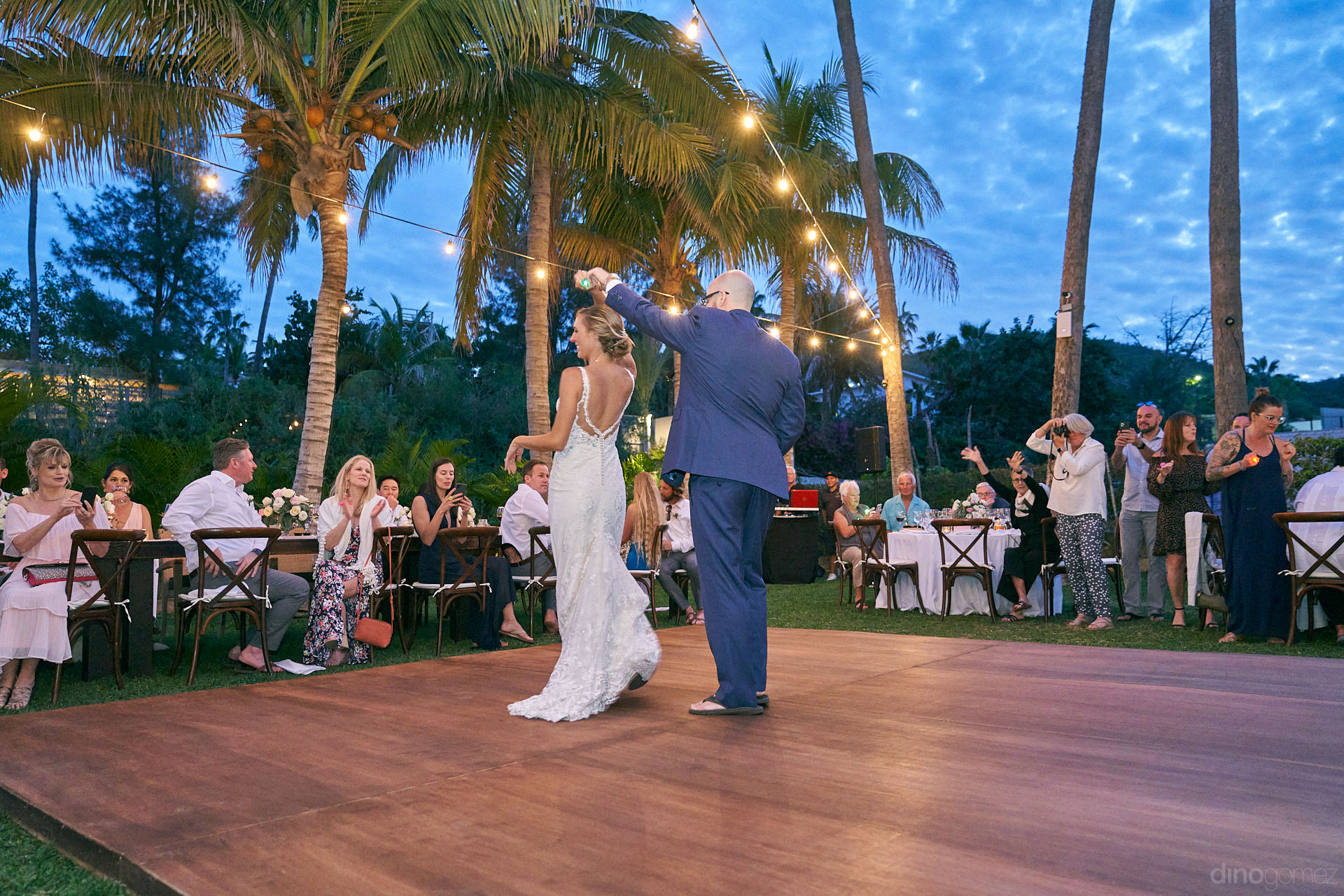 Los Cabos Fashion Photographer At High End Wedding