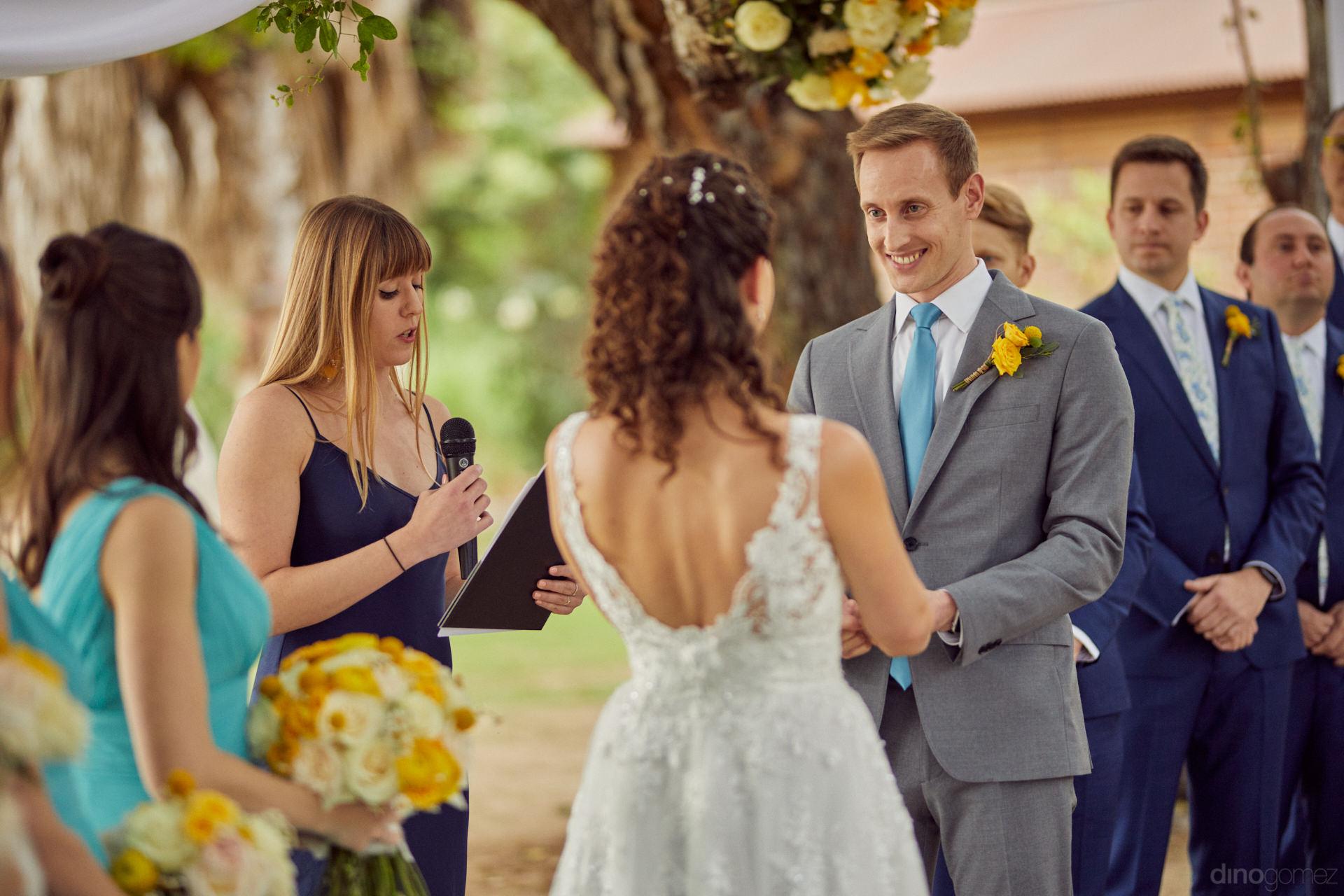 Photographer For Mexico Wedding At Flora Farms Cabo - Hilary & Bryan Flora Wedding