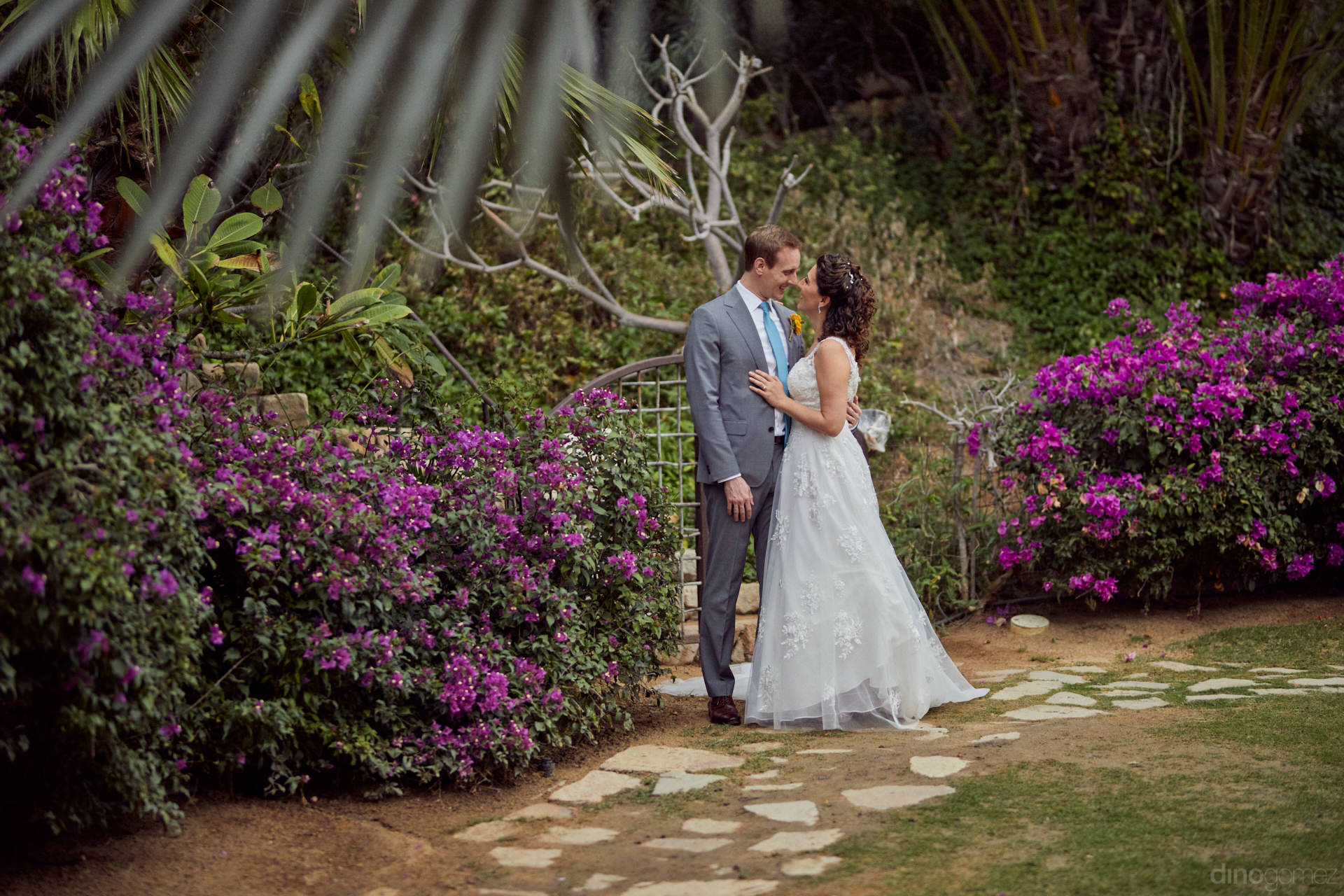 Photographers In Cabo Specialized In Cabo Weddings - Hilary & Bryan Flora Wedding