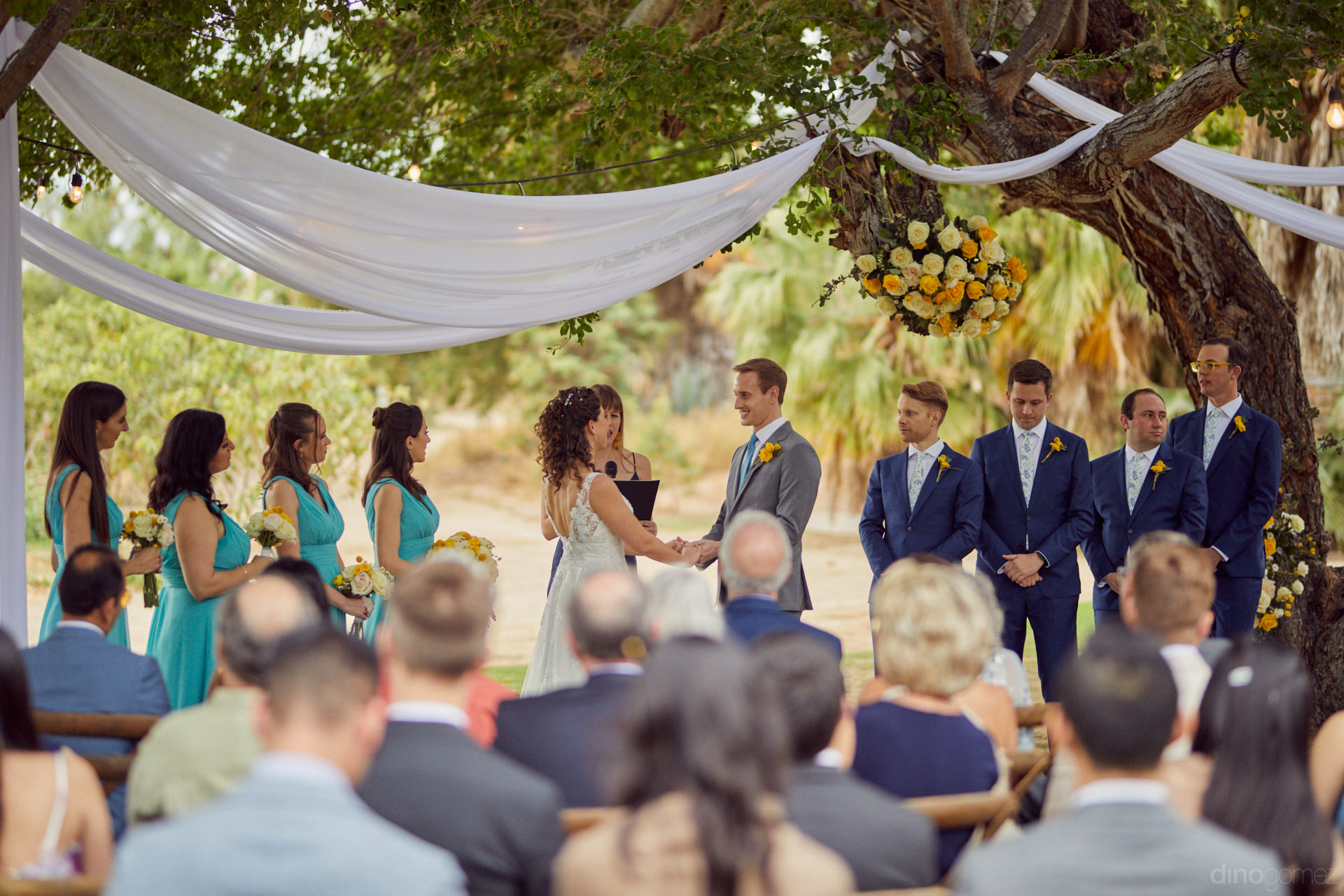 Places To Get Married In Cabo San Lucas Like Flora Farms - Hilary & Bryan Flora Wedding
