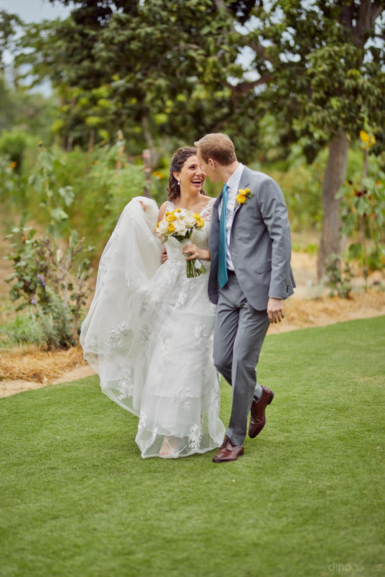 San Jose Del Cabo Destination Weddings - Hilary & Bryan Flora Wedding