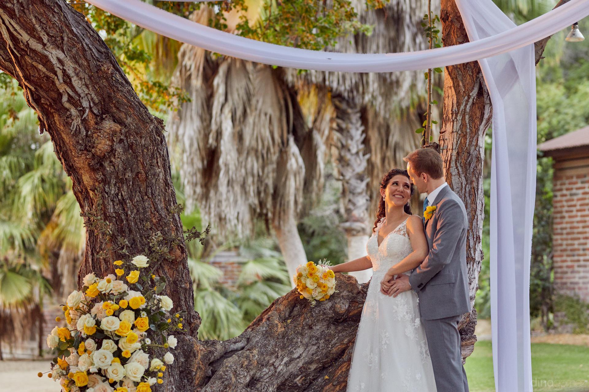 Top Cabo Wedding Photographers Like Dino Gomez - Hilary & Bryan Flora Wedding