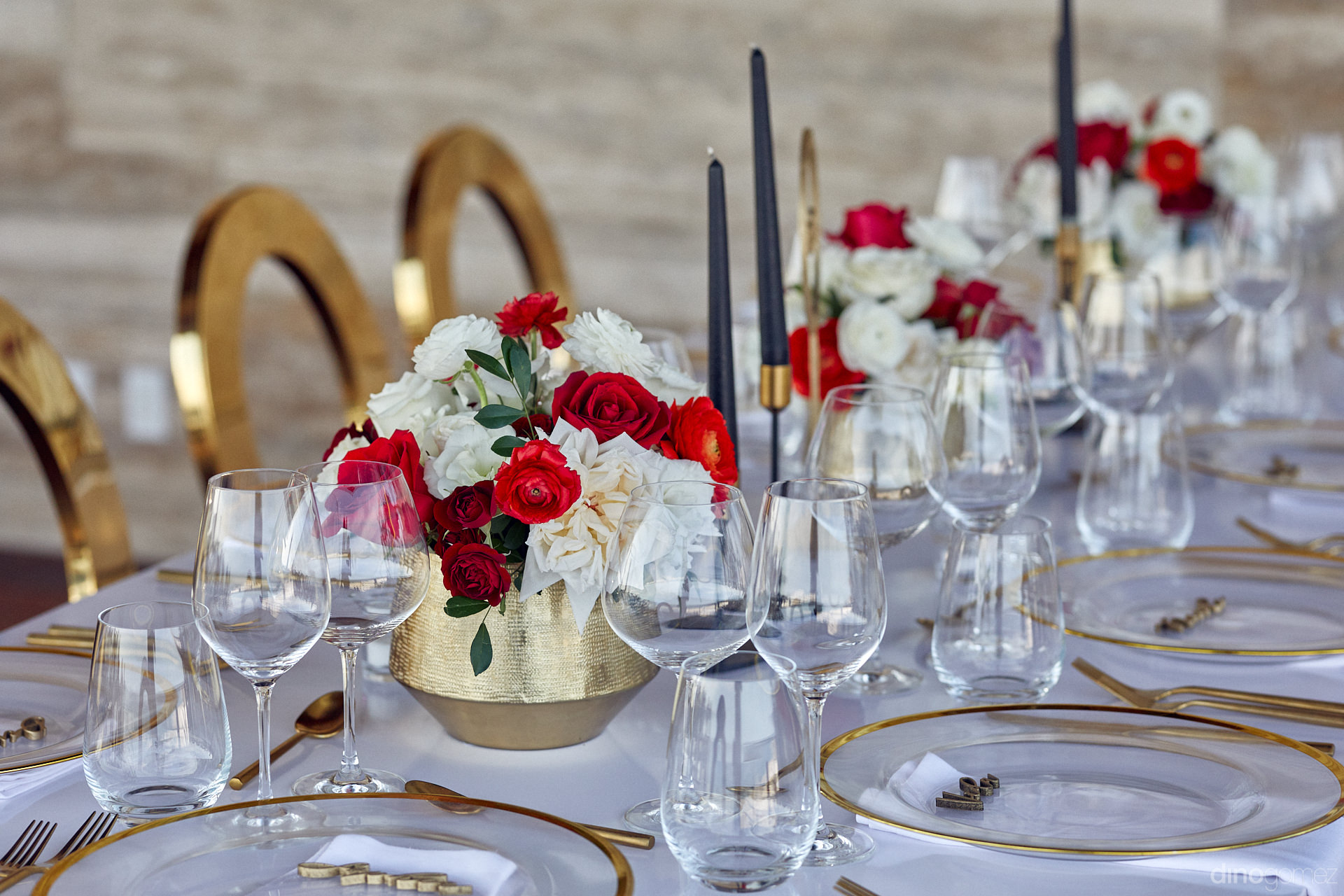 Cabo Wedding Decor And Rentals For Indian & Persian Weddings