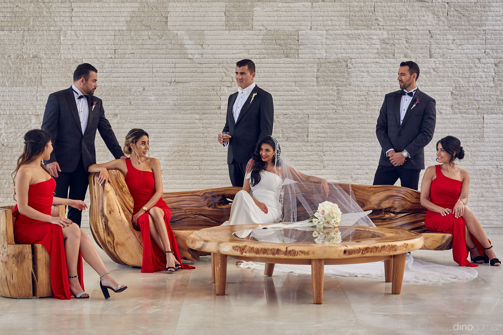 Magazine Style Cabo Wedding Photographer for Indian and Persian Weddings