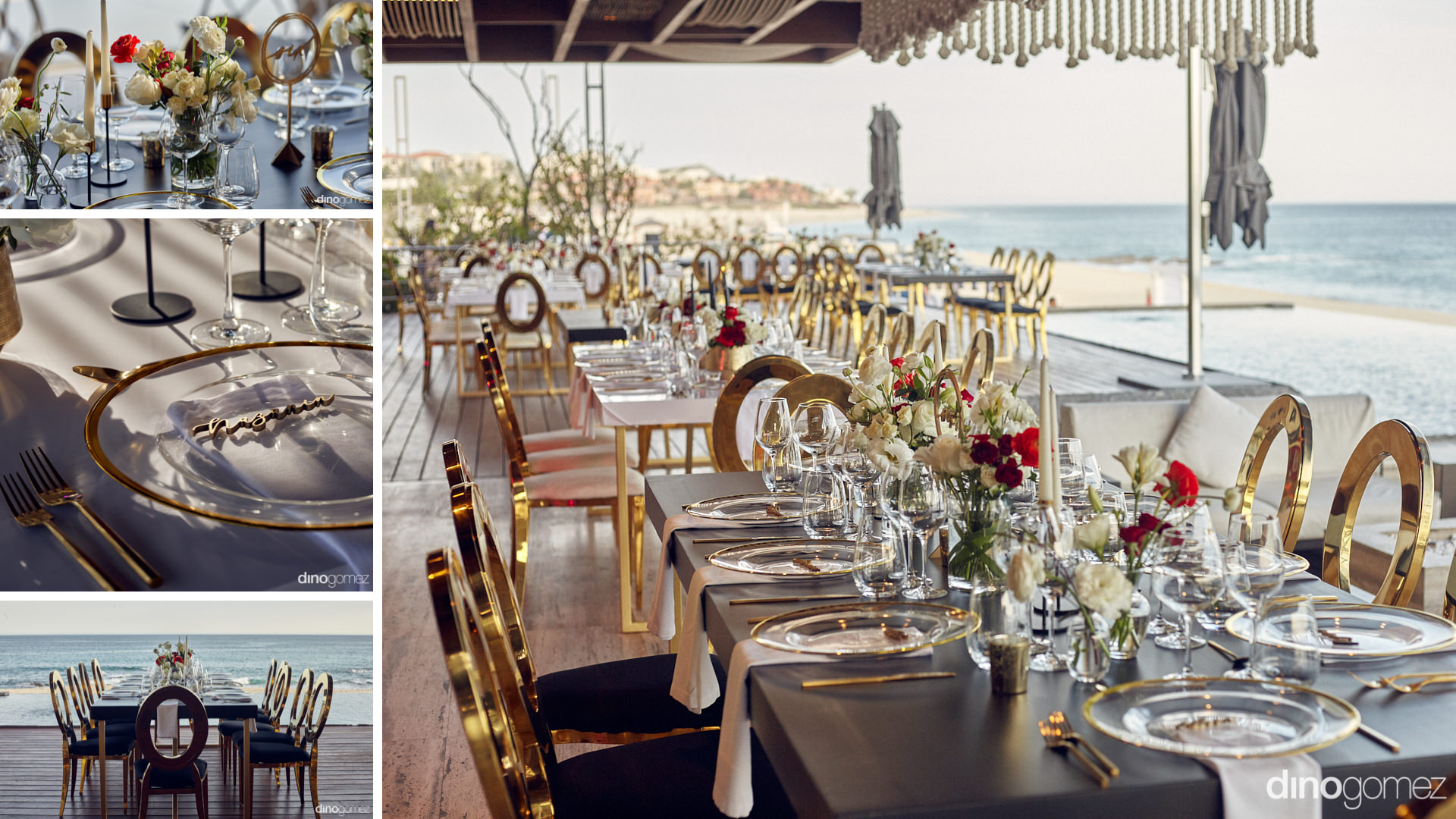 Persian Wedding Luxury Decor For A Cabo Destination Wedding
