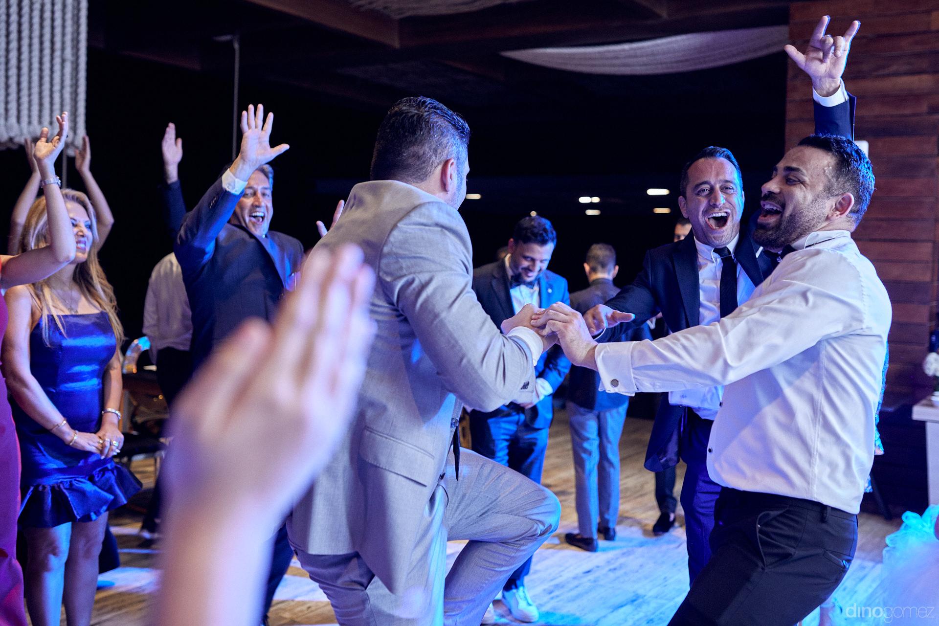 Persian Wedding Money Dance