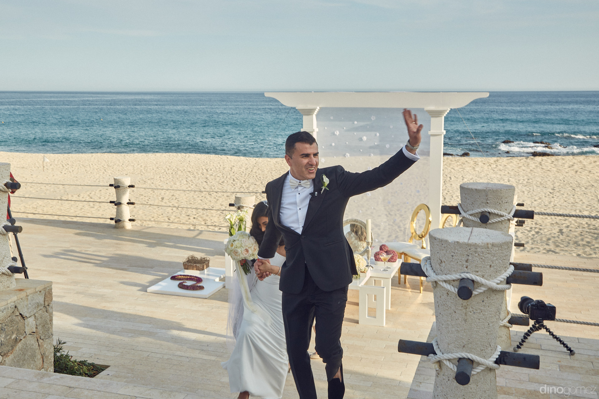 Persian Wedding Officiant Cabo Mexico