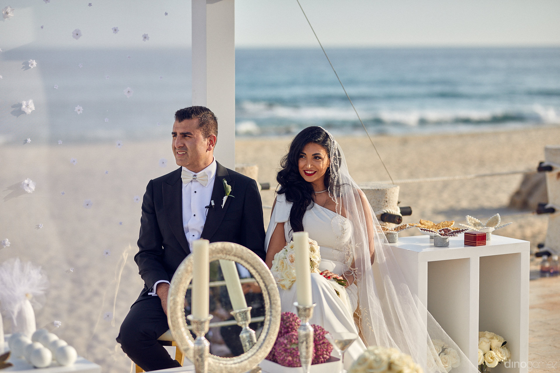 Persian Wedding Sofreh Cabo Wedding