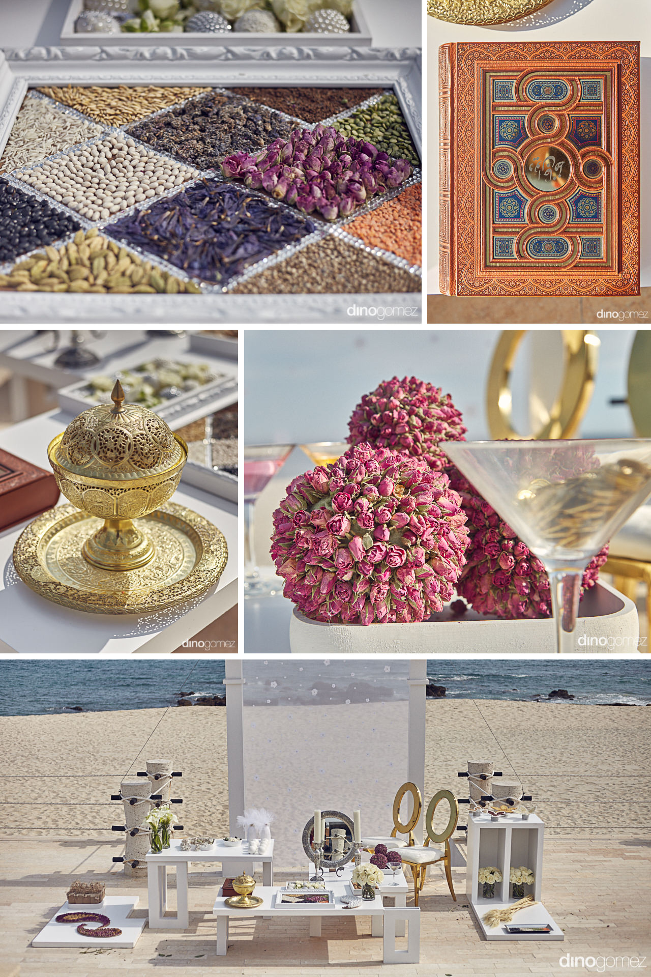 Persian Wedding Traditions Like Rice And Honey By Cabo Wedding Photographer - Nf