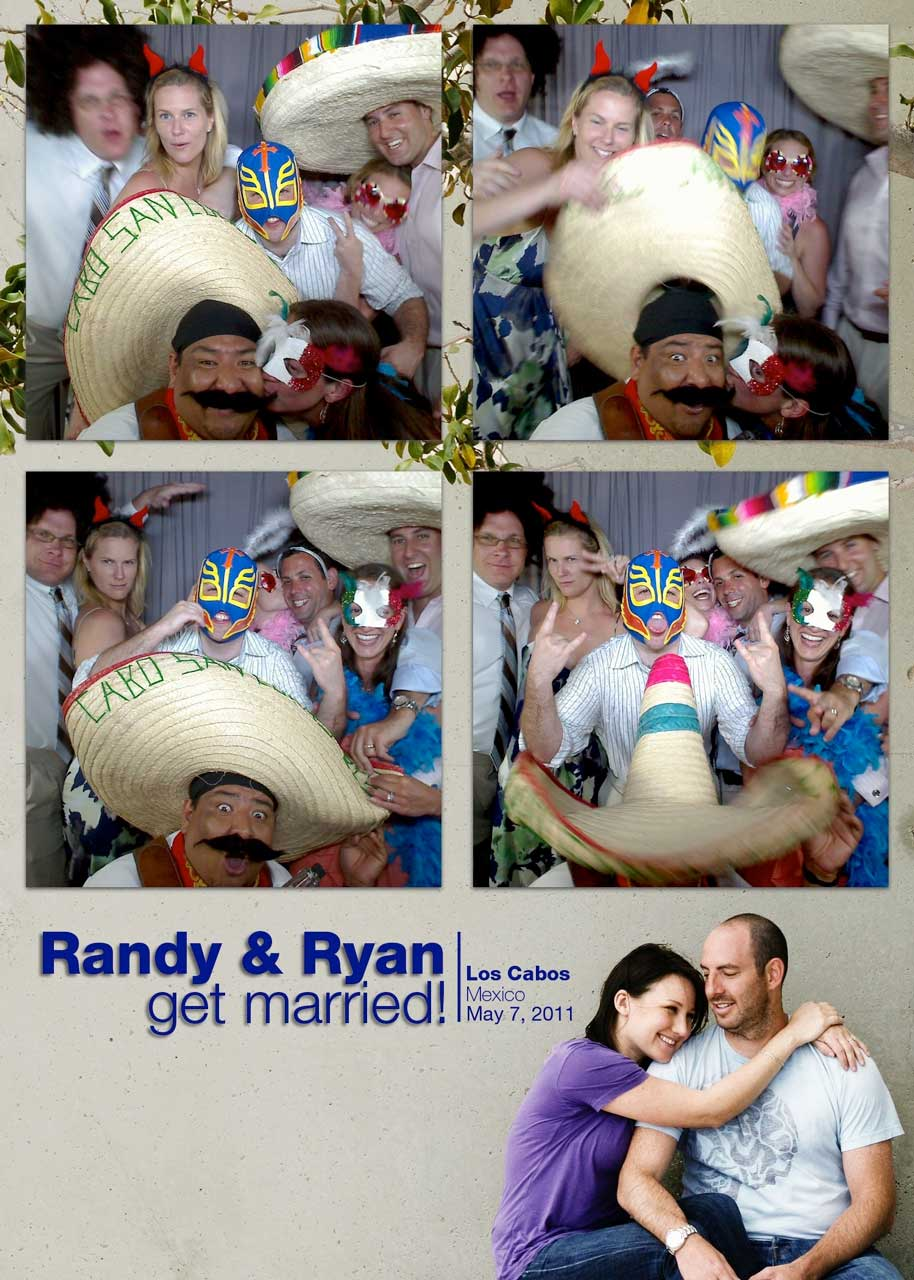 Cabo Photo Booth Print Sample 05