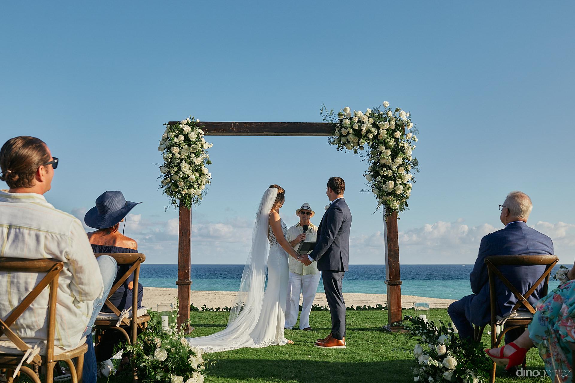 Cabo Beach Weddings - Luxury Wedding Photographer In Cabo Dino Gomez - C&T
