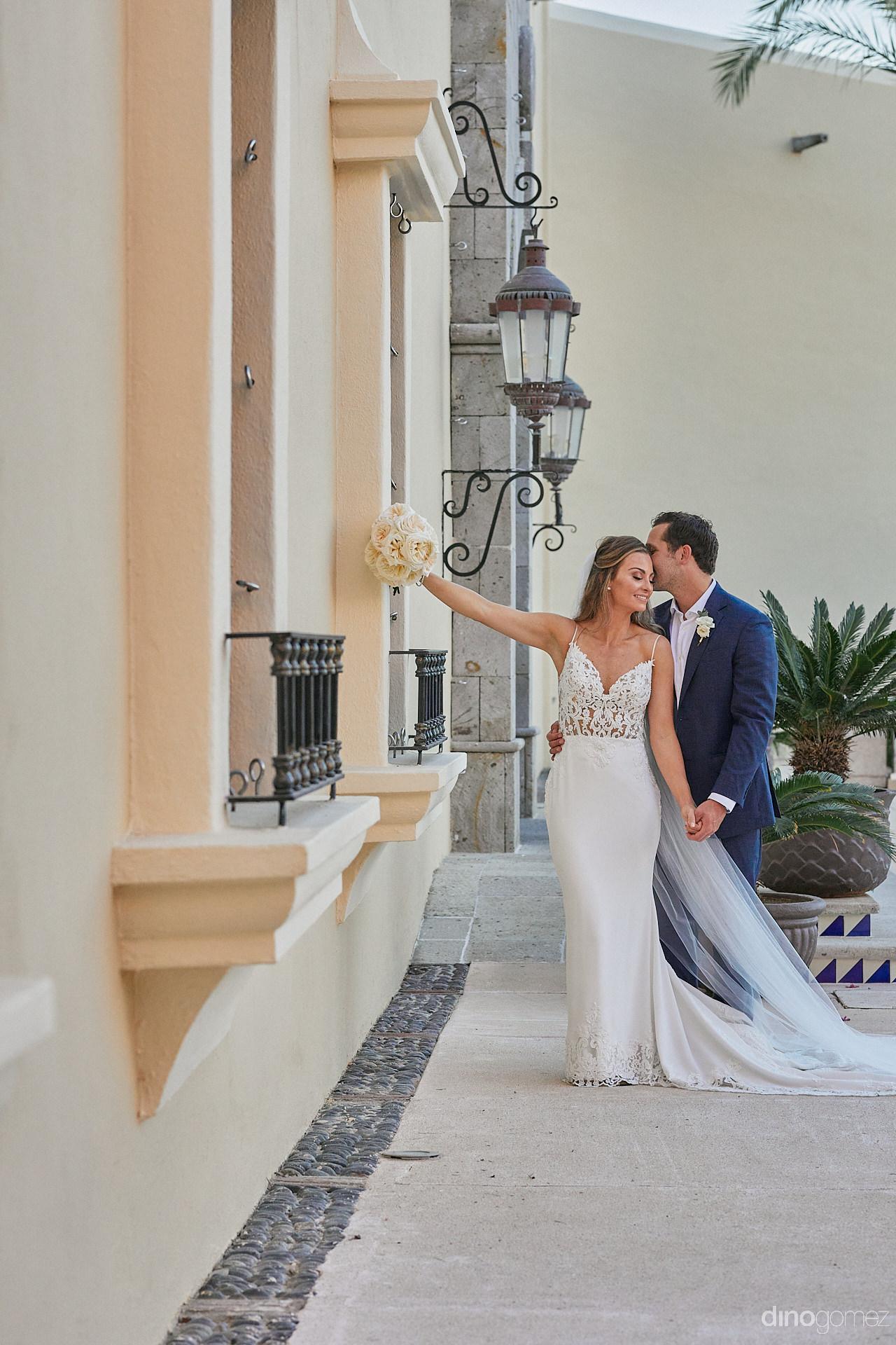 Cabo Destination Wedding - Luxury Wedding Photographer In Cabo Dino Gomez - C&T