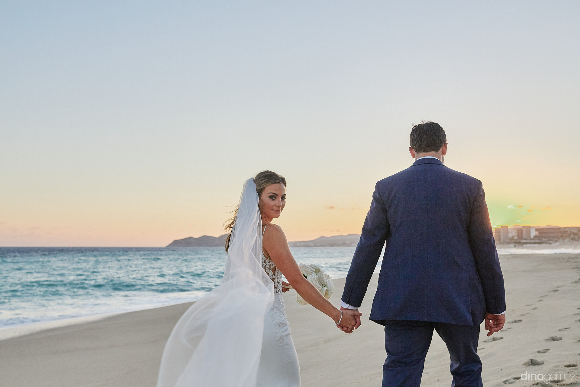 Cabo Destination Wedding Packages - Luxury Wedding Photographer In Cabo Dino Gomez - C&T