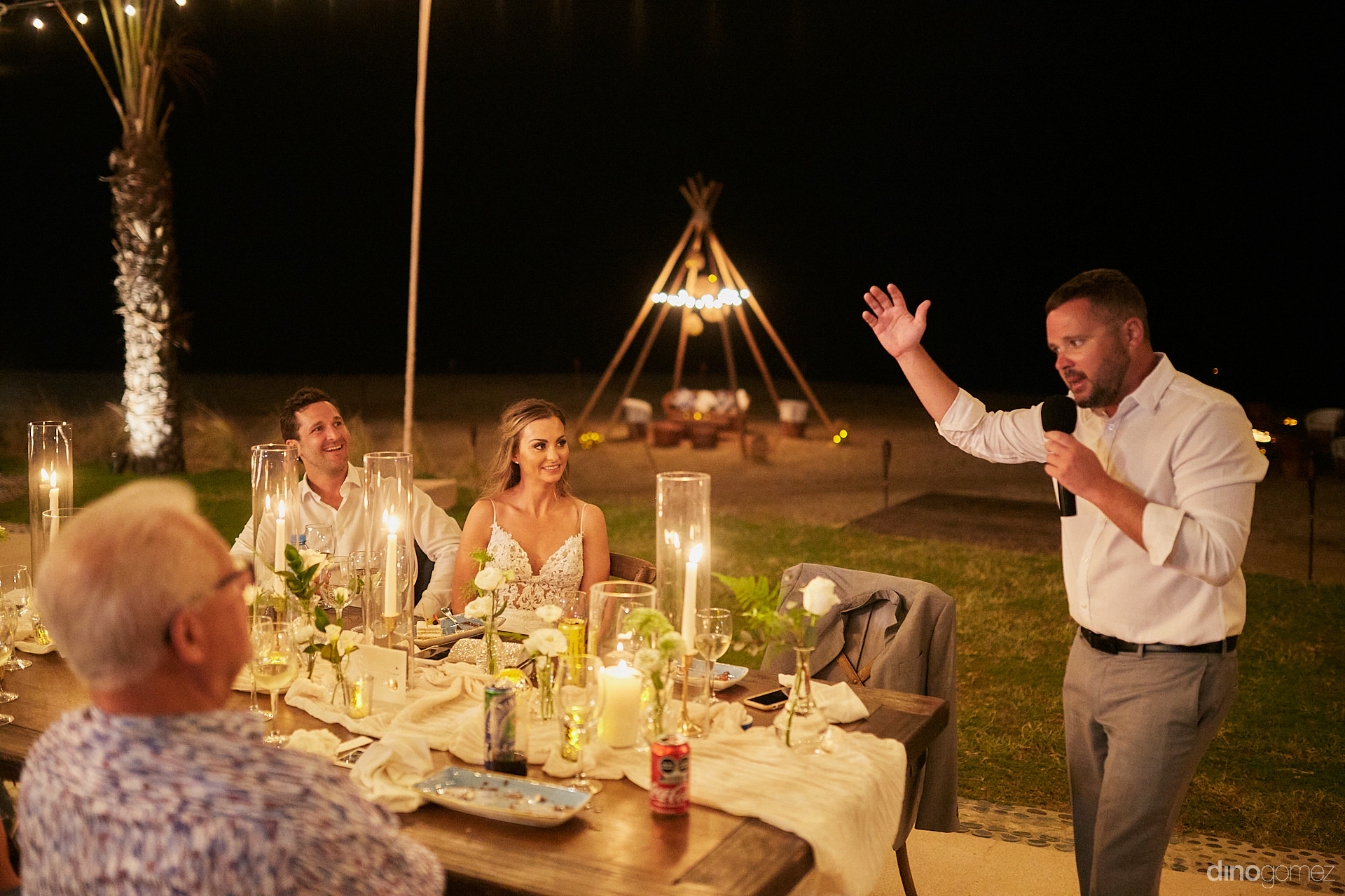 Cabo San Lucas Destination Wedding Packages - Luxury Wedding Photographer In Cabo Dino Gomez - C&T