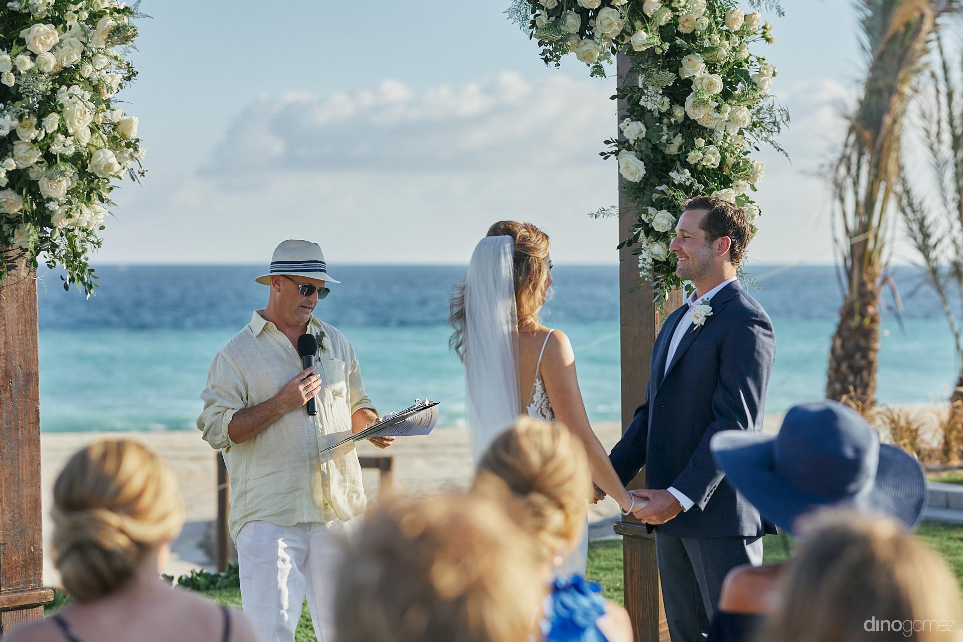 Destination Wedding Photographer Mexico - Luxury Wedding Photographer In Cabo Dino Gomez - C&T