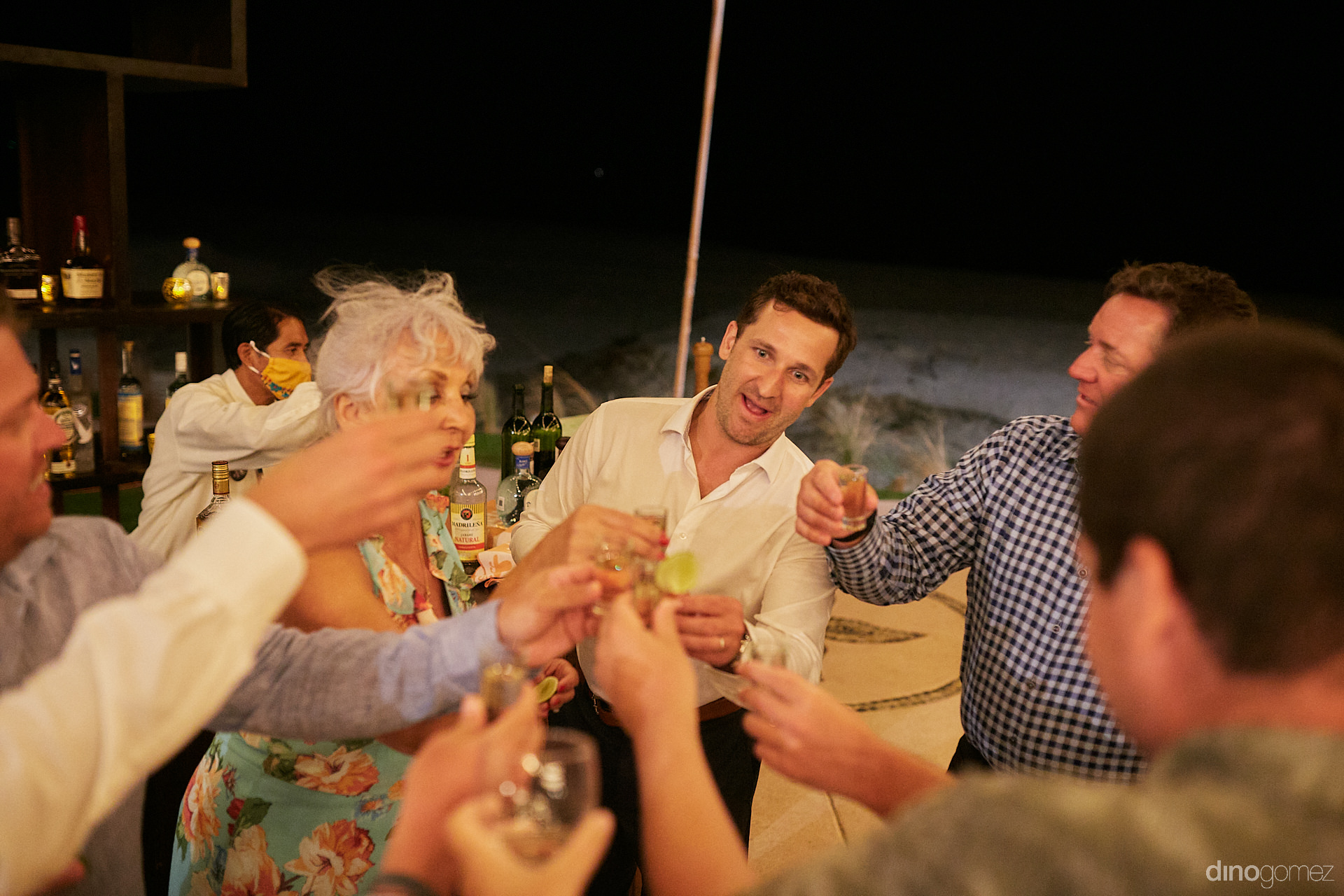 Photographer Cabo San Lucas - Luxury Wedding Photographer In Cabo Dino Gomez - C&T
