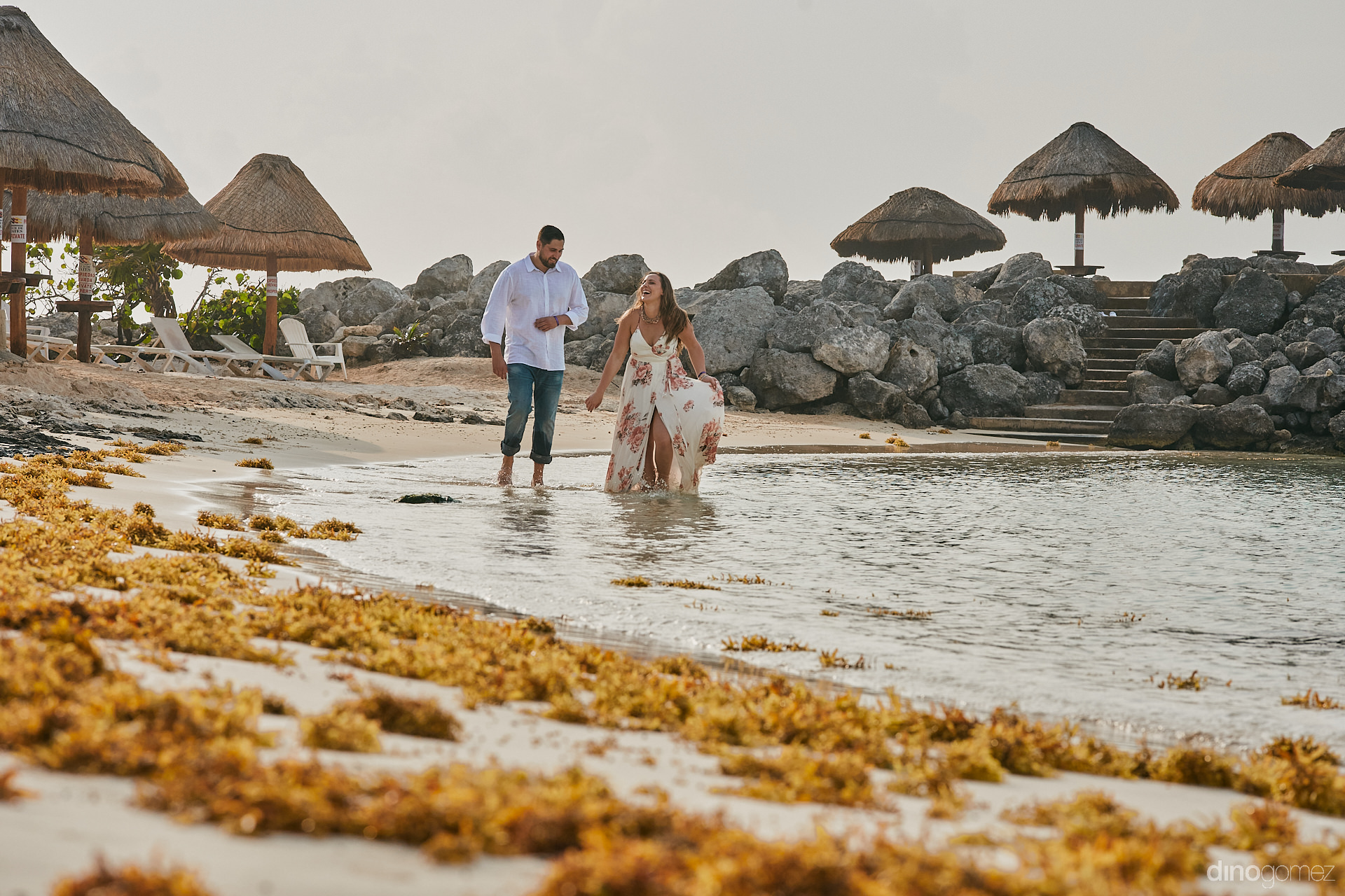 Luxury Wedding Photographer In Playa Del Carmen - Pdc - C&D