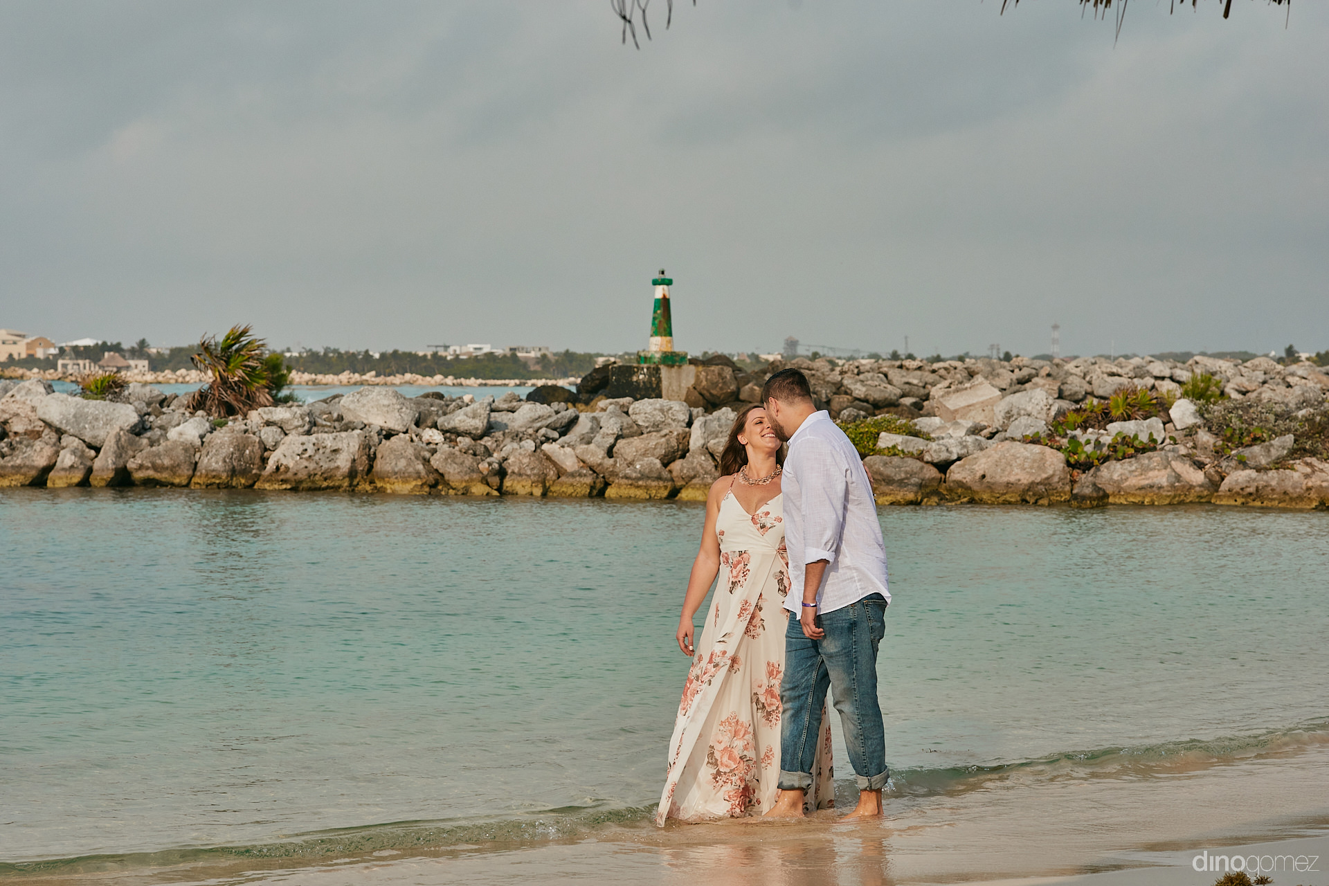 Professional Wedding Photographer Cancun - Pdc - C&D