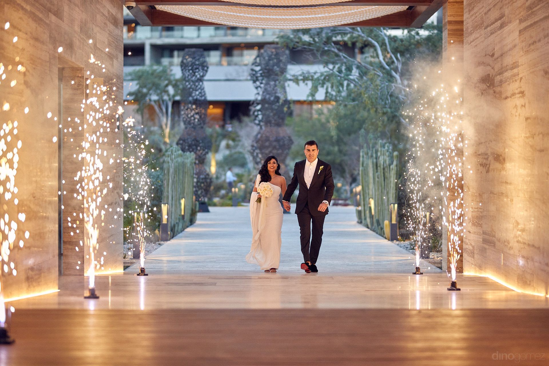Dino Gomez Has A Passion For Documenting Special Events; One That's Apparent To All Of Those Around Him. Dino's Attention To Detail Allows Couples To Relive Their Wedding Days Through His Images