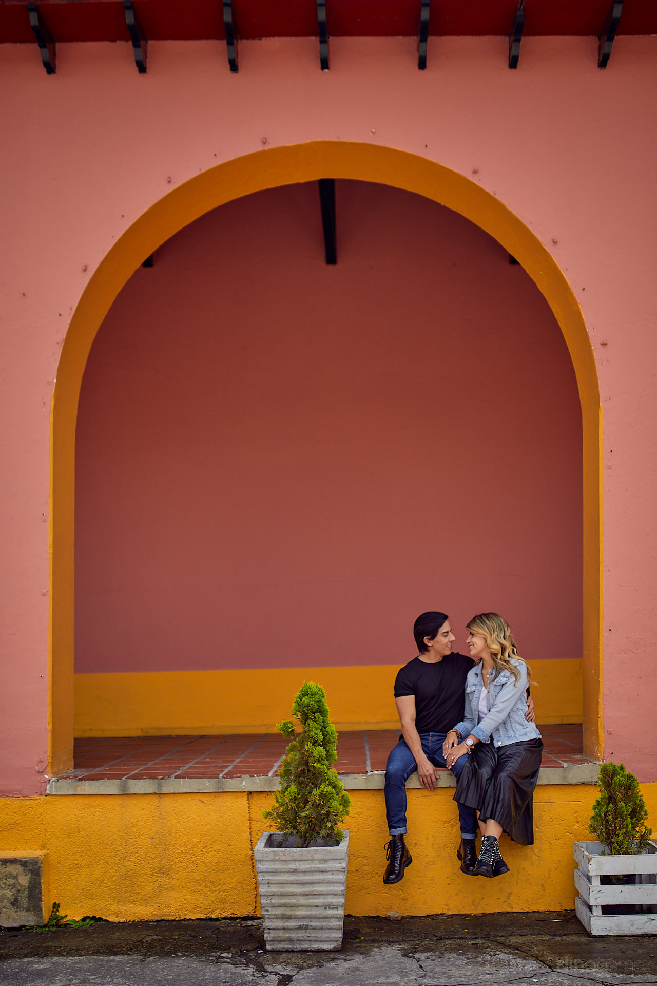 Dino Is A San Miguel De Allende Based Photographer. He Enjoys Photographing Weddings, Engagement Sessions, Fashion And Architecture Projects.