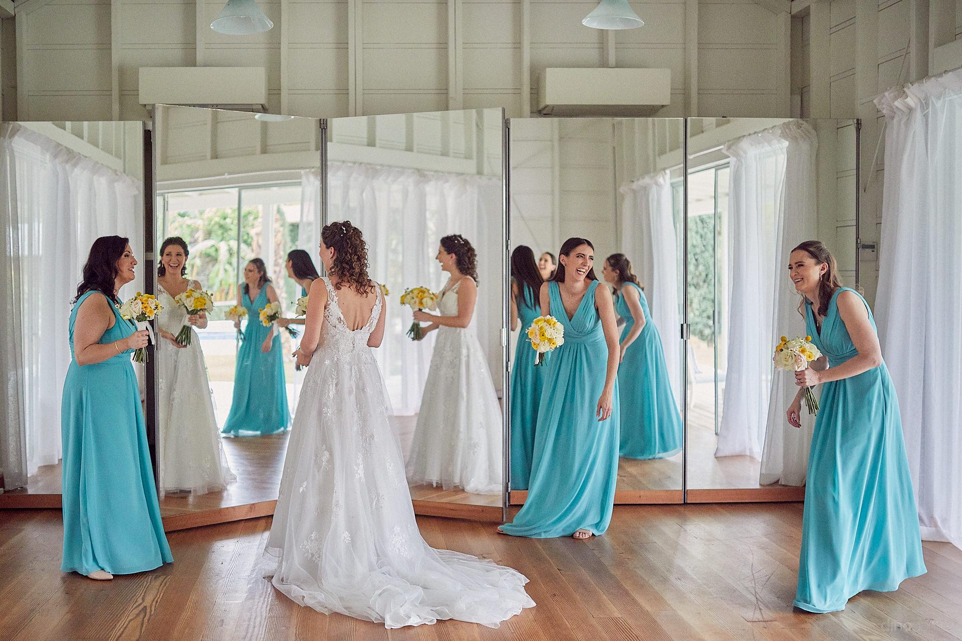 Creative Destination Wedding Photography In Mexico