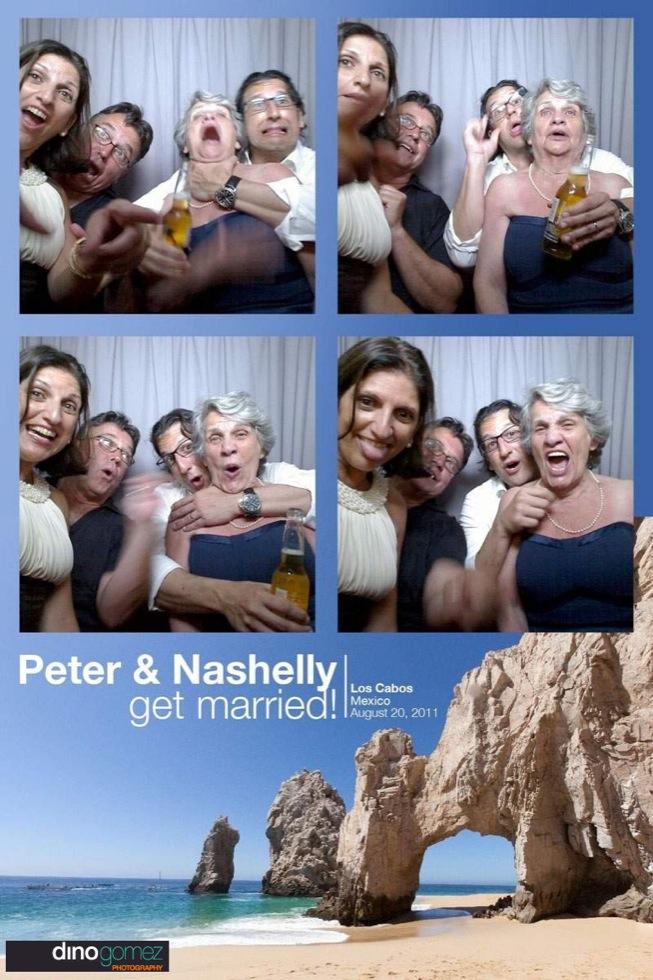 Cute and memorable shots of wedding guests having fun
